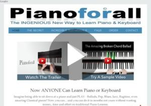 learn piano lessons