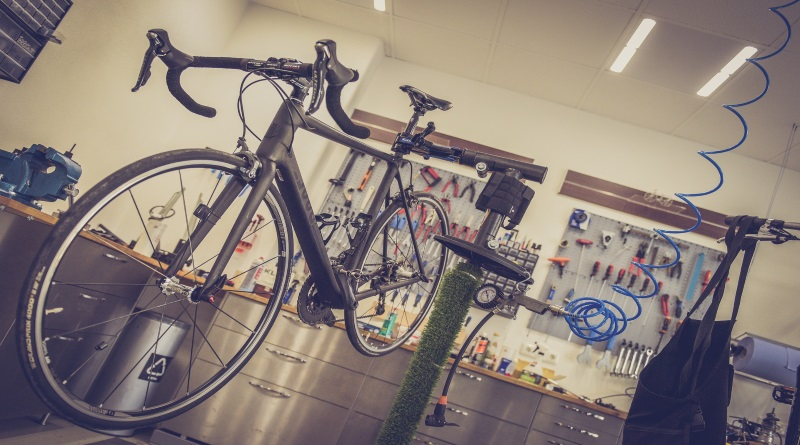 Bicycle repair courses