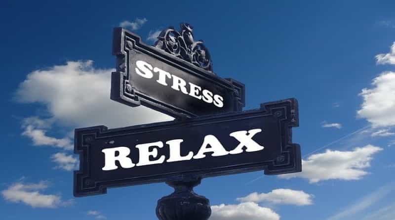 how to become less stressed